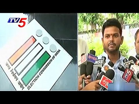 TDP MPs Complaints to Election Commission Against YCP | TV5 News