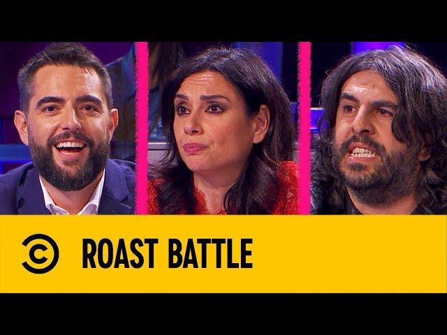 Jurado Bastardo | Roast Battle | Comedy Central España