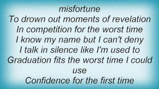 Idlewild - In Competition For The Worst Time Lyrics