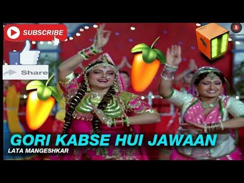 Gori Kab Se Huyee Jawan Dj Raza Mixing Support