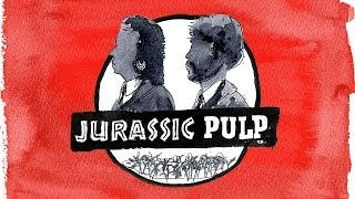 Jurassic Pulp - A parody mash-up thing - book trailer