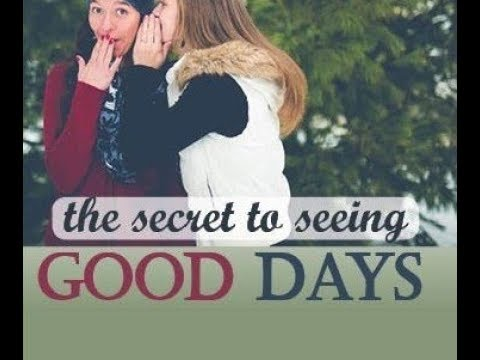 The Secret to Seeing Good Days! - Rev Funke Ewuosho - 08/10/2017