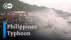 Philippines hit by Typhoon Vongfong | DW News