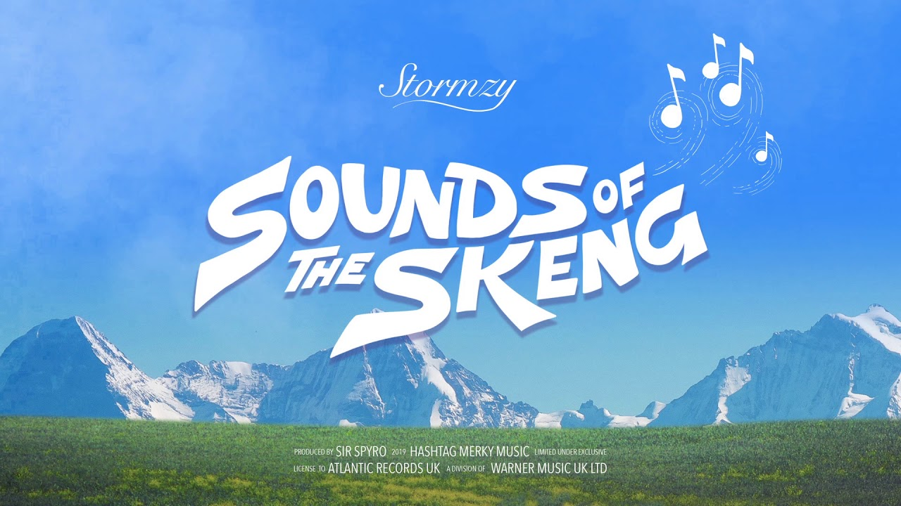 Image result for Stormzy – Sounds of the Skeng