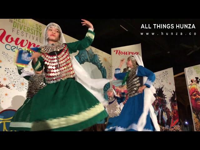 Beautiful Hazara Girls Dance on Navroz Day at Lok Virsa Islamabad