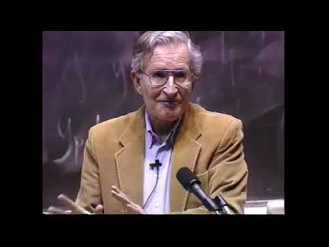 Noam Chomsky - Foundations Of World Order: The UN, World Bank, IMF & Decl. Human Rights 1999