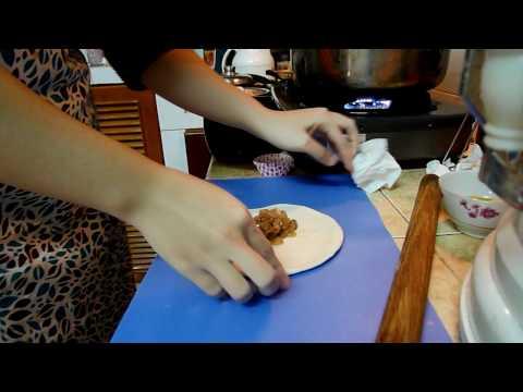Tạo hình bánh bao