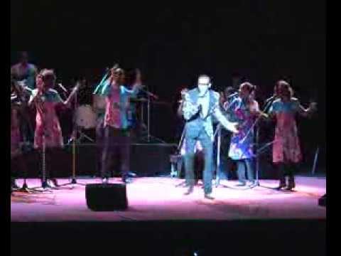 Newman chima: Musical Concert at National Theatre Daniel Sorano