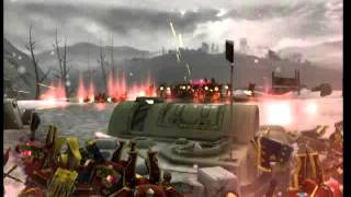 Warhammer 40,000: Dawn of War - Winter Assault Trailer