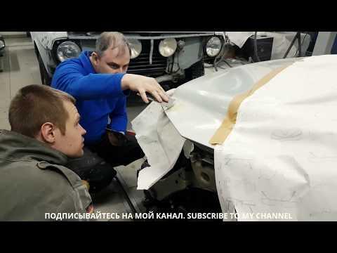 Ремонт PEUGEOT 308 часть 2