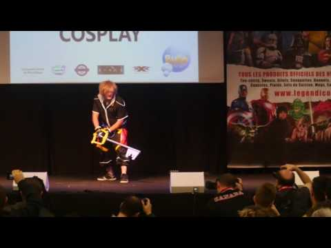 related image - Paris Manga 22 - Concours Cosplay Dimanche - 13 - Kingdom Hearts