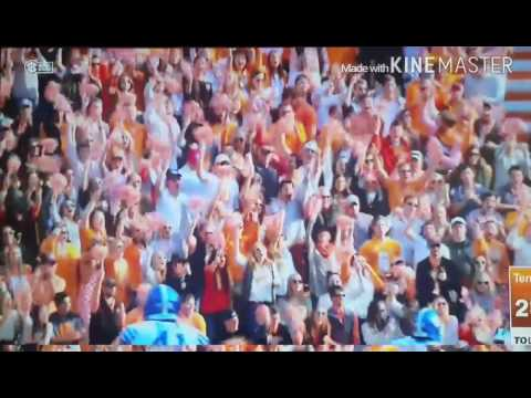 Tennessee Vols highlights 2016