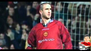 Eric Cantona (7 Goals + 1 Assist) HQ