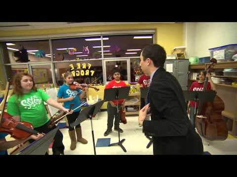 Our Toronto: Sistema Toronto - The Power of Music | CBC Toronto