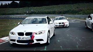 Школа вождения BMW M Fascination Nordschleife // АвтоВести 127