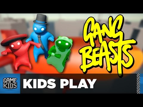 UNSTABLE! - Gang Beasts - Kids Play