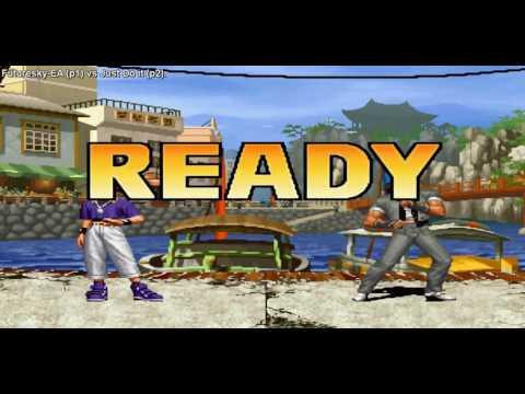 KOF98 Fightcade Replay - Futuresky-EA (Turkey) vs Just Do It (Bahrain)