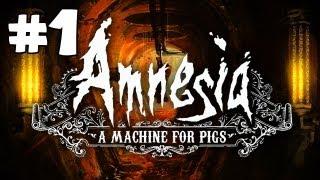Amnesia: A Machine for Pigs Gameplay Walkthrough Playthrough Part 1 Full Game thumbnail