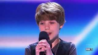 Repeat youtube video Reed Deming X Factor , Bruno mars Grenade