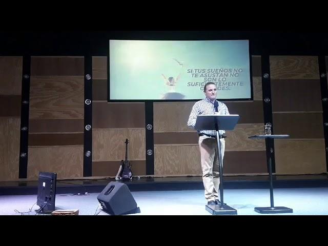 Los audaces alcanzan los sueños . Pastor Diego Touzet