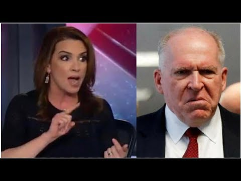 SARA CARTER WIPES SMIRK OFF JOHN BRENNAN'S FACE AFTER NEW INFO EXPOSED!