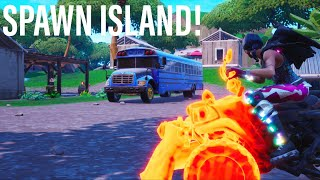 Get to SPAWN ISLAND in PLAYGROUND / CREATIVE GLITCH in FORTNITE BATTLE ROYALE! 8.20/8.21 XBOX/PS4/PC