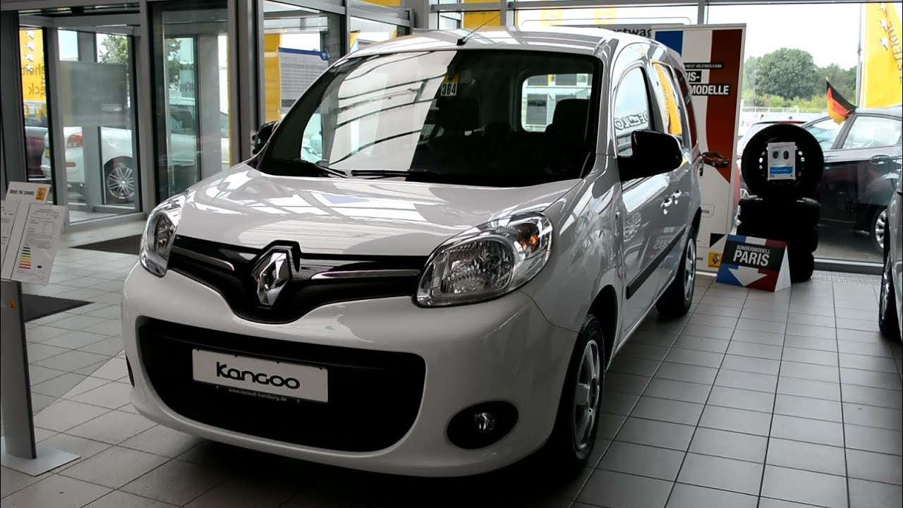 2015 new renault kangoo exterieur and interior doovi. Black Bedroom Furniture Sets. Home Design Ideas