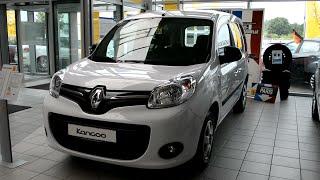 2015 New Renault Kangoo Exterieur And Interior