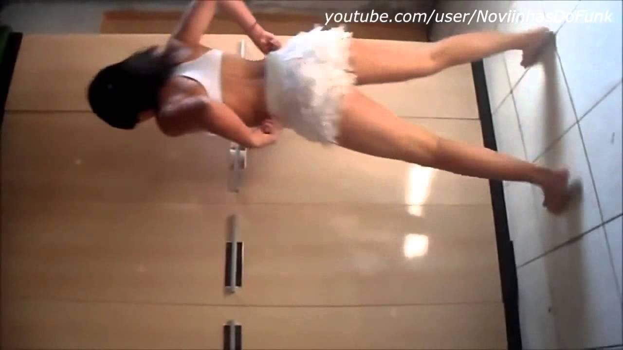 Novinha dançando funk - (Novinhasdofunk)