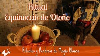 Ritual del Equinoccio de Otoño, ATRAE SALUD, DINERO Y AMOR