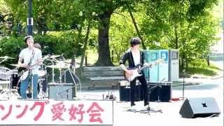 2010/5/12 福大フォークソング愛好会 5月学内ライブ情宣.