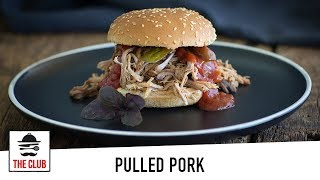 Pulled Pork Gasgrill Sizzle Brothers : Pulled pork zubereiten