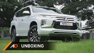 2020 Mitsubishi Montero Sport GT 4x2 AT - AutoDeal Unboxing