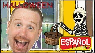 Halloween | Truco o Trato Canción | Aprender Español Latino con Steve and Maggie