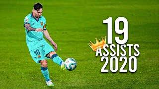 Lionel Messi ► 19 Assist In Laliga , What's Next??