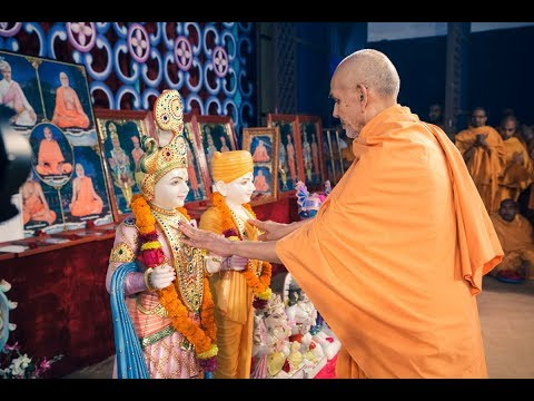 Guruhari Darshan 7-8 Jan 2018, Surat, India