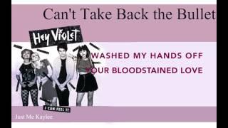 I Can Feel It - Hey Violet [FULL EP + LYRICS]
