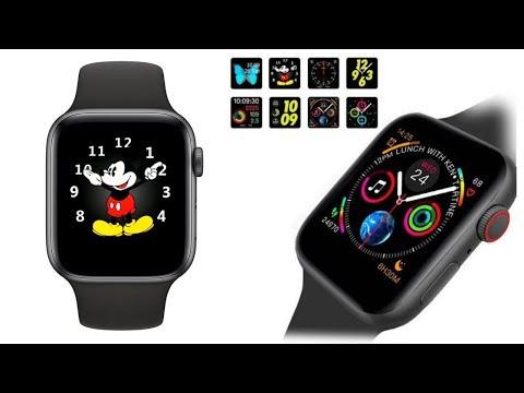 รีวิว FP5 หรือ IWO8 Smart Watch นี่มัน Apple Watch Series 4 ใช่ไหมนี่