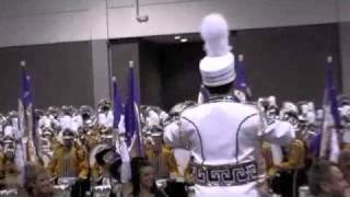 Tiger Band Plays LSU Pregame Song at Chick-Fil-A Pep Rally