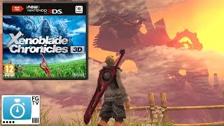 2 Minute Guide: Xenoblade Chronicles 3D (PEGI 12+)