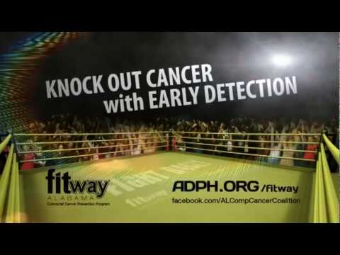 Fight Back! Get Screened For Colorectal Cancer