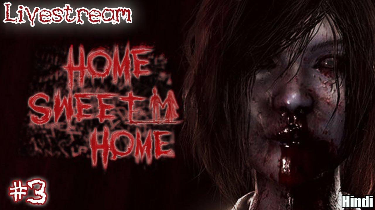 😱 Daravni dayan    Home Sweet Home    - 🔴Hindi India Live Stream🔴Join ₹29/-