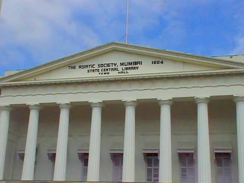 The Asiatic Society Mumbai Bombay Maharashtra