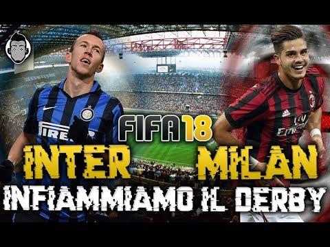 INTER - MILAN / INFIAMMIAMO IL DERBY!
