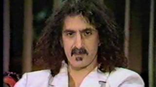 Frank Zappa Thicke of the Night Part 1 May 30, 1984