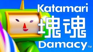 Katamari Damacy & We Love Katamari Comparison - GAME BOYS