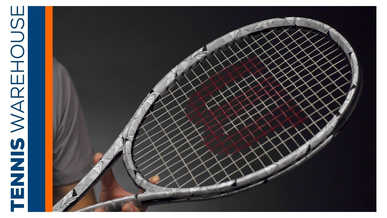 Tennis Warehouse First Look: Wilson CLASH - YouTube