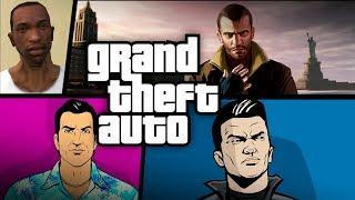 Download Что, если главные герои GTA встретятся? Mp3 and Videos