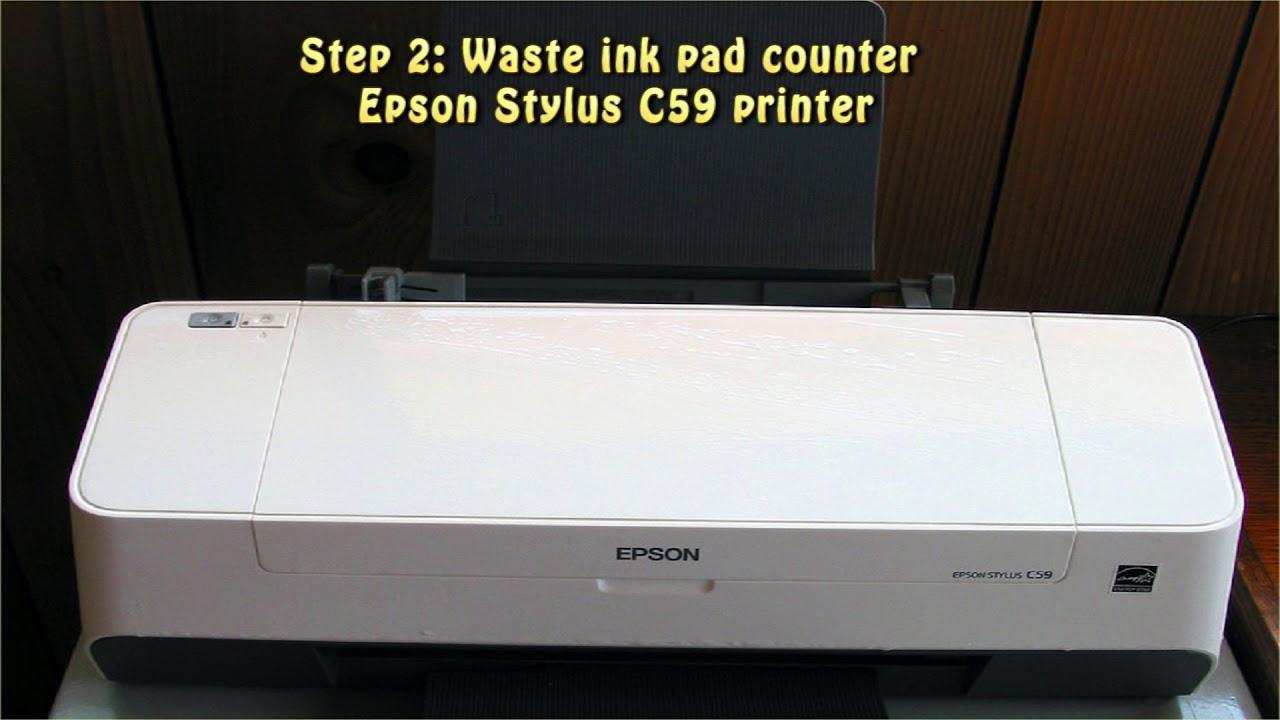EPSON STYLUS C59 64BIT DRIVER