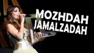 Mozhdah Jamalzadah - daf BAMA MUSIC AWARDS 2016